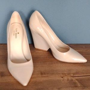 Kate Spade wedge/heels